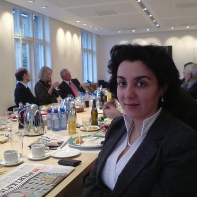 """Jurysitzung des Förderpreises """"Freie Presse Osteuropas"""" bei der Redaktion der  Zeitung """"Politiken"""" in Kopenhagen"""